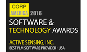Corporate America - Best PLM Software Provider - 2016